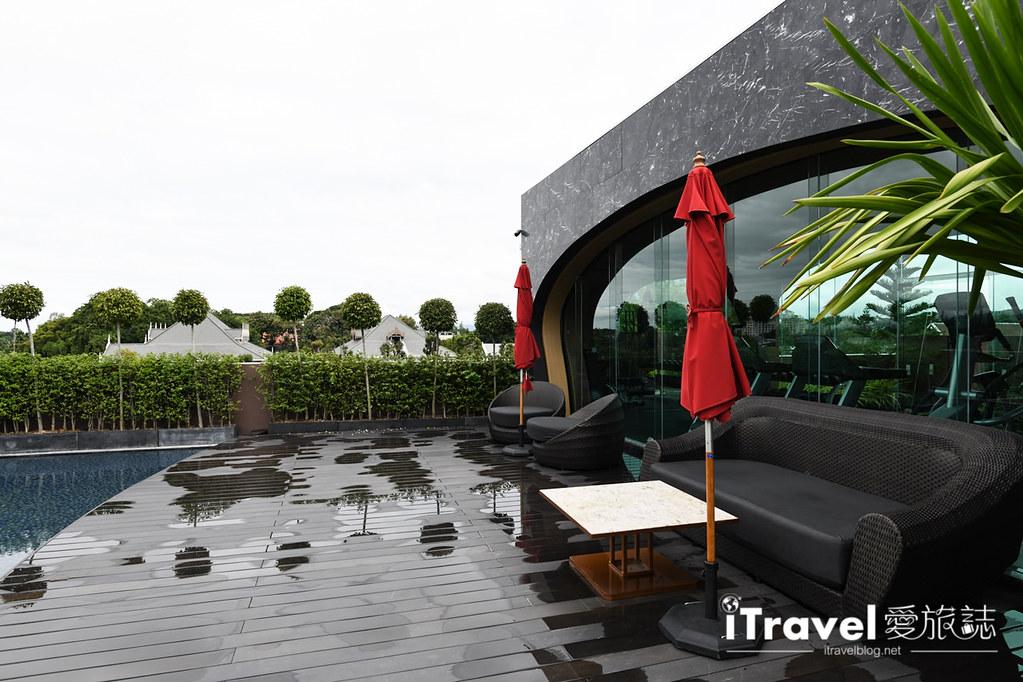 X2清邁河濱度假村 X2 Chiangmai Riverside Resort (81)