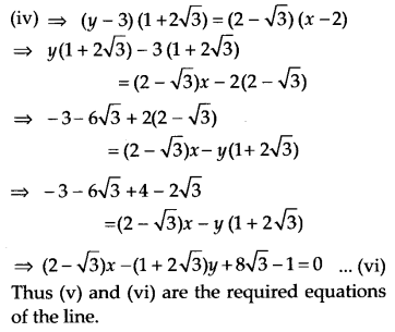 NCERT Solutions for Class 11 Maths Chapter 10 Straight Lines 45