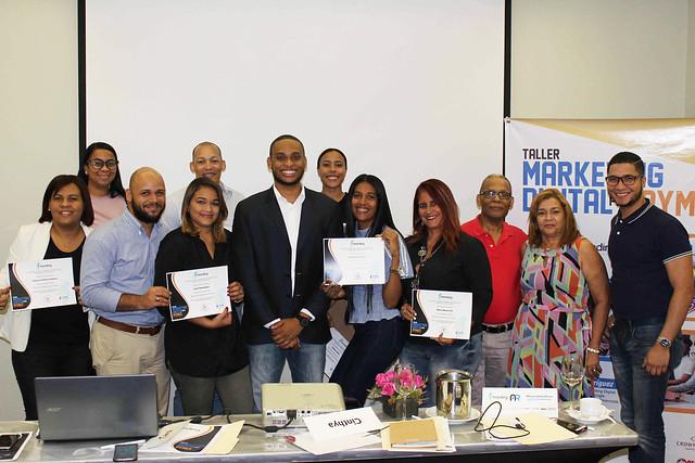 Taller Marketing Digital para Pymes - Santo Domingo