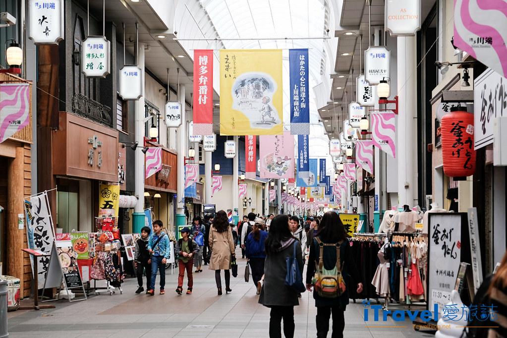 福岡商場推薦 博多川端通商店街 (1)