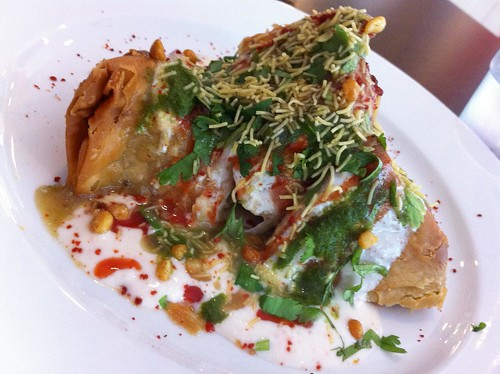 samosa chard, coffee garam, surry hills
