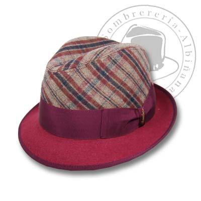 Sombrero Borsalino de Albiñana
