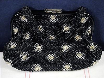 Handbag Reversible Beaded1