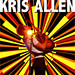 Kris Allen Graphic Set flyer design art banner