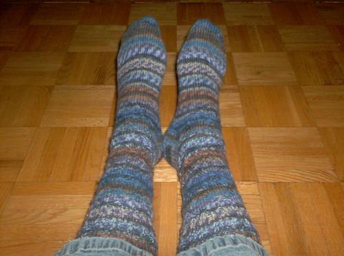 Smocked Stockings