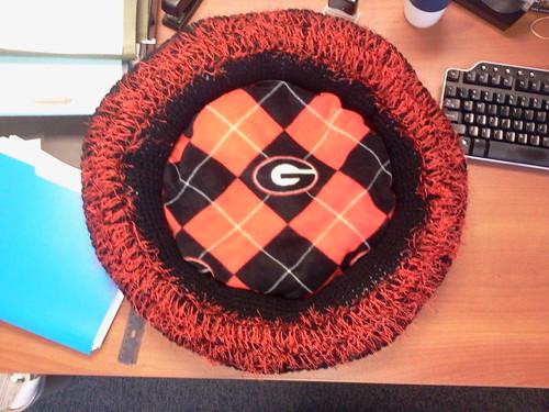 Georgia Bulldog Pad 3