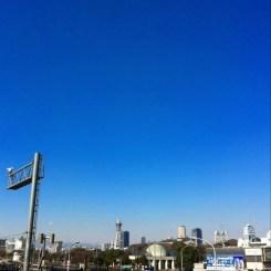 こんちゃー!今日もいい天気だね!