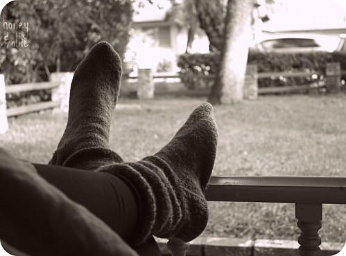 Where I Put My Feet