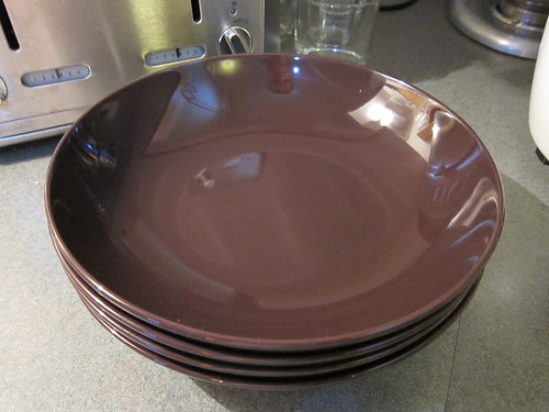 New Purple Plates/Bowls