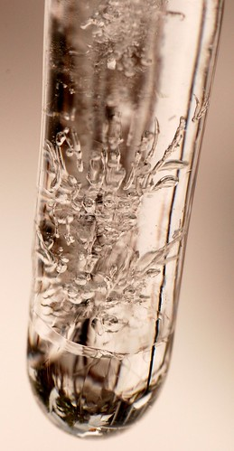 Macro Ice Drop