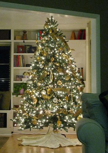 Lizard Lounge Christmas Tree 2010