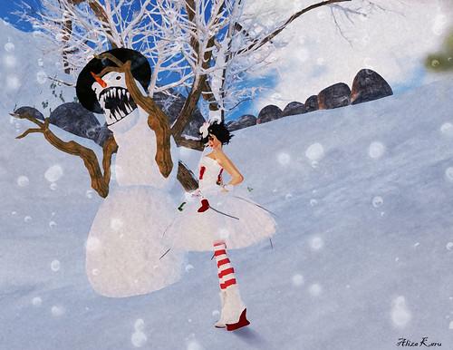 Merry Christmas by Aliza Karu