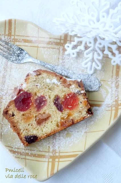 Cake di frutta candita