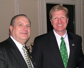 Shawn O'Donnell with Brian Moran