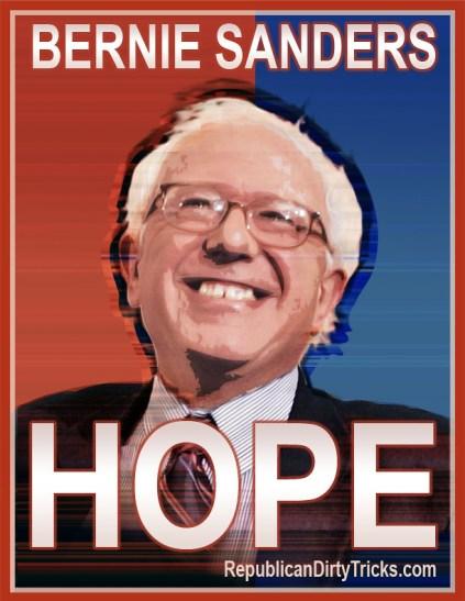Bernie Sanders Hope Image
