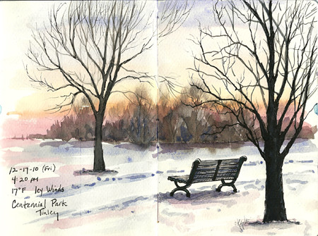 20101217_winter_sunset_sketch
