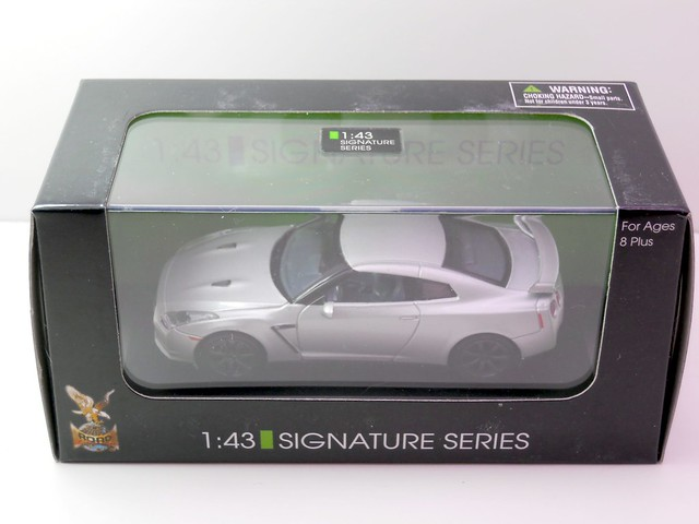 Yat Ming Signature nissan Skyline R35 GT-R (2)