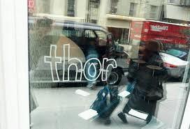 thor outside