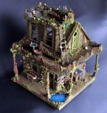Fairy House Exterior