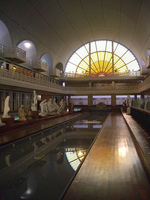 Roubaix (59) La Piscine, Musée d'Art et d'Industrie, 23 rue de l'Espérance