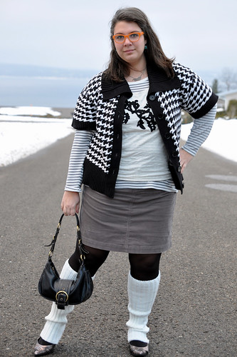 snappy and savvy print mix