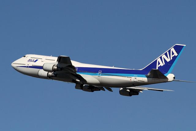 ANA B747-400D(JA8966)