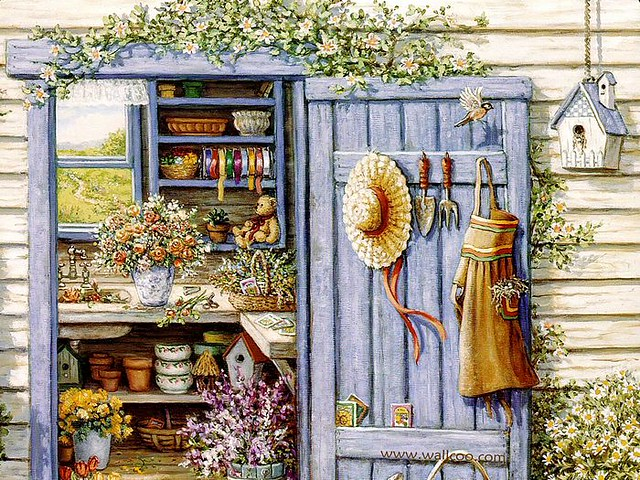Welcome_to_My_Garden_Art_Painting_04_welcome_to_my_garden