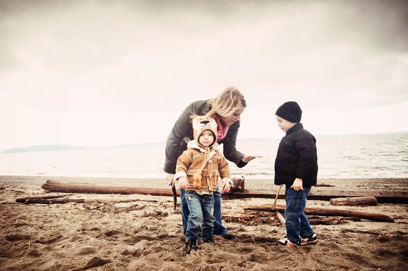 Family Session ~ 1/9/11