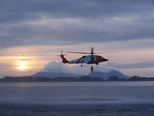 Arctic Hoist - People's Choice #2 by U.S. Coast Guard