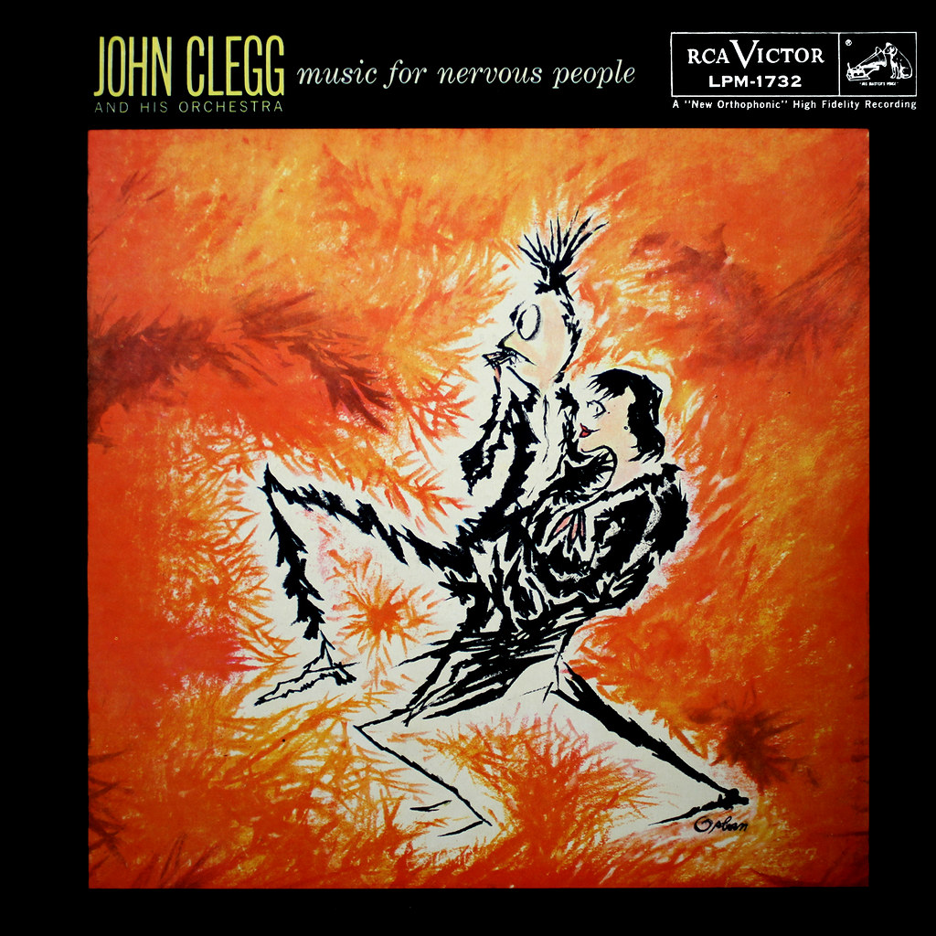John Clegg - Music for Nervous People