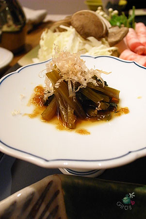 葉山葵醬油漬け