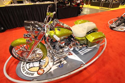 2011 MOTOWN Ultimate Builder Custom Bike Show