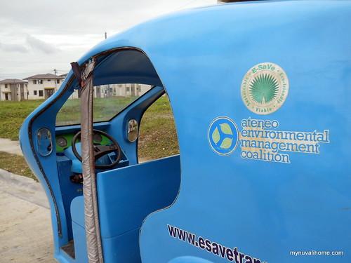 E-transport for Nuvali residents