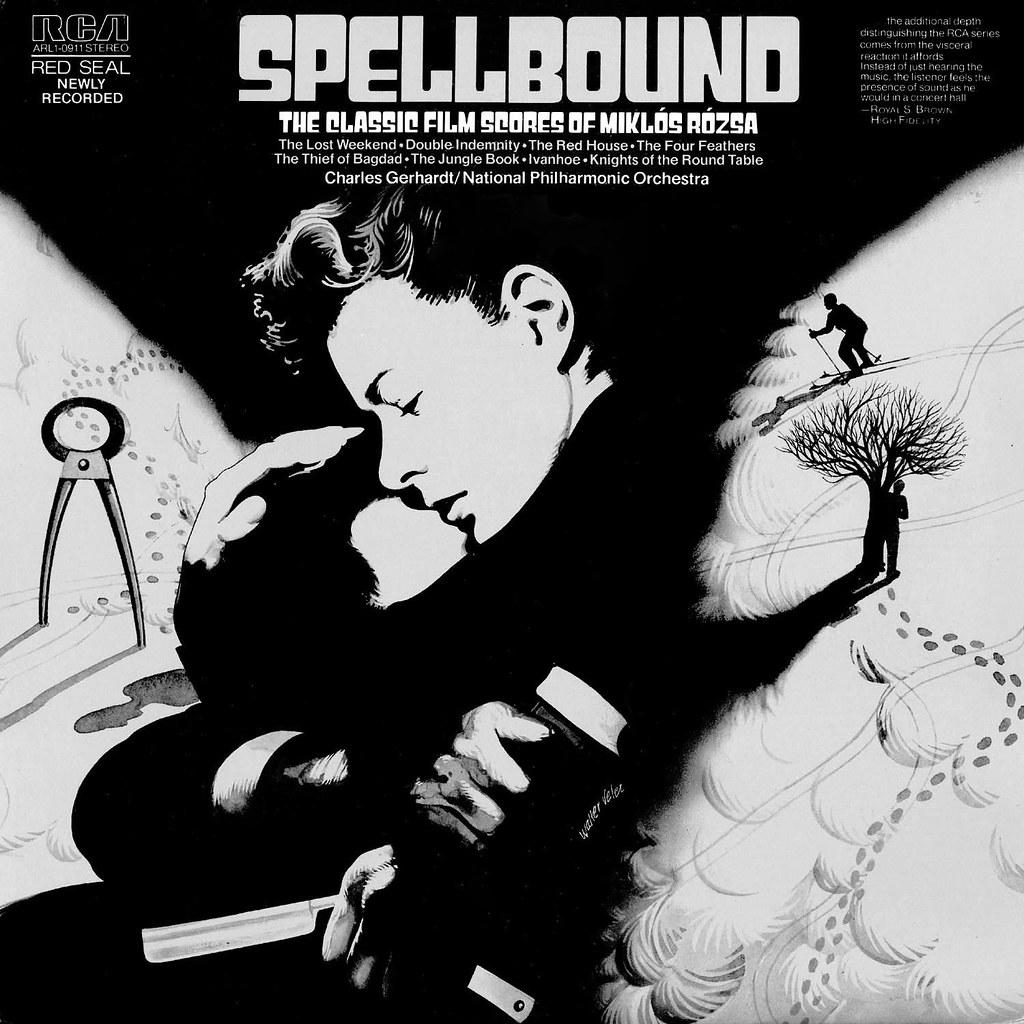 Miklós Rózsa - Spelbound