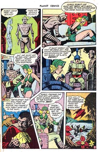 Planet Comics 47 - Mysta (March 1947) 06
