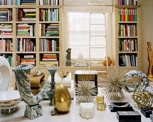 via visualle bookshelves