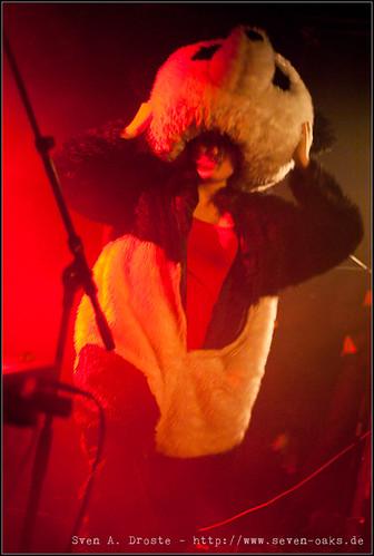 Pandabär / Frittenbude