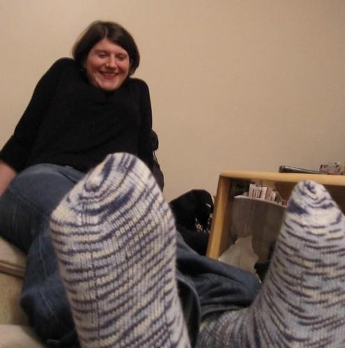 Socks for Naomi