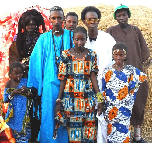 Semi Nomadic Fula Wedding