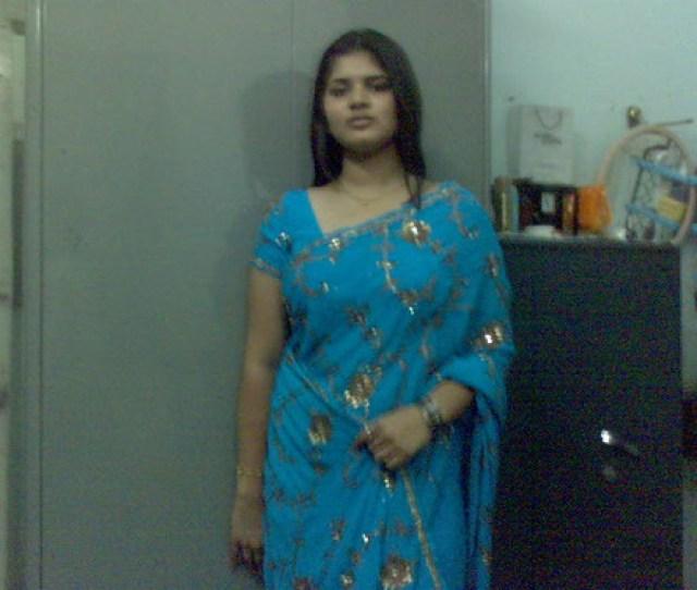 Best Reallife Blue Saree