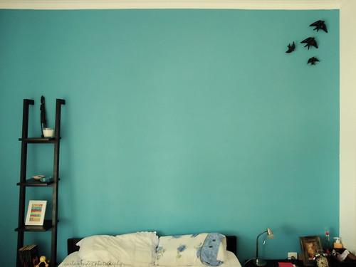my blue room {EXPLORE}