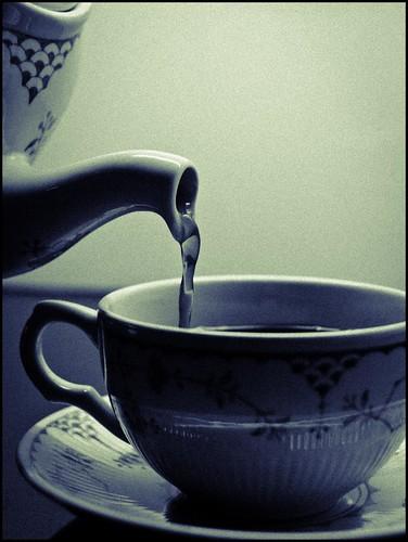 Tea for One ~ Week 3 ~ Liquid