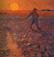 Van Gogh_The Sower, 1888