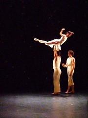 Ballets à Garnier - Trisha Brown / Nicolas Le Riche - (c) Isatagada