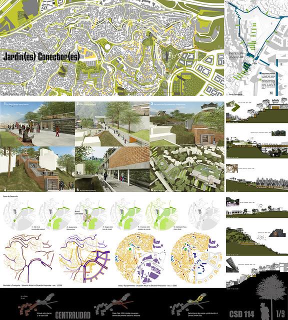 2 Concurso de Anteproyecto para la Integración Urbana del Centro Simón Díaz