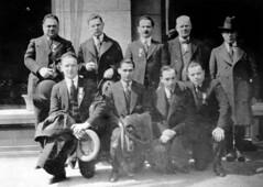 Meyer Sharp, Max Gorenstein, Harry Berlin, Joh...