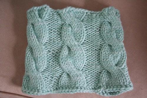 knitted :: Awbrey #3