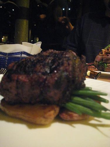 Oak-Grilled Filet Mignon @ Jiko, Animal Kingdom Lodge