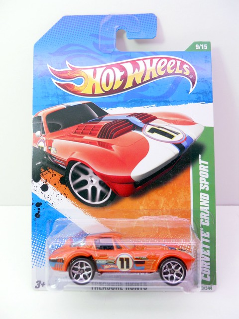 hot wheels treasure hunt corvette grand sport (1)