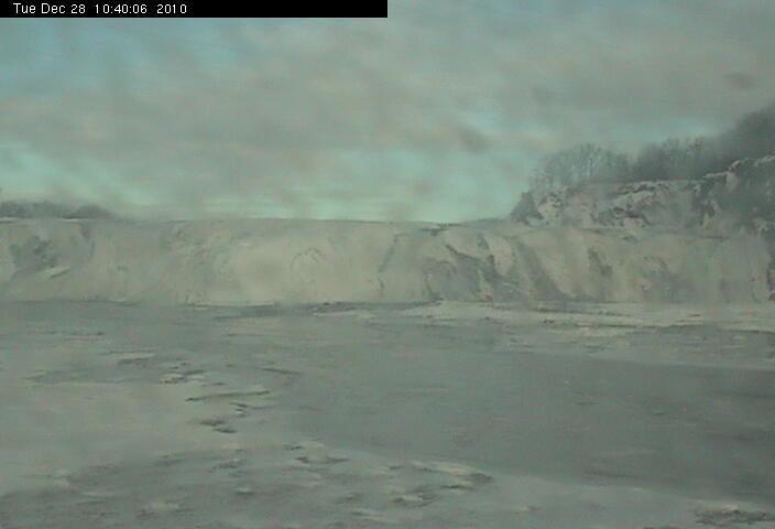 Cohoes Falls (USGS Web cam)